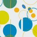 Coussin CORPOMED + Housse Ronds colorés