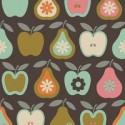 Coussin CORPOMED + Housse Pommes Poires
