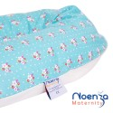 Coussin d'allaitement Noenza Maternity Sia Fleurs
