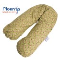 Coussin d'allaitement Noenza + Housse Jade