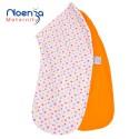 Coussin d'allaitement Noenza + Housse Idy Orange